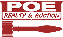 Logo - Perry Poe Real Estate in Brooksville, KY